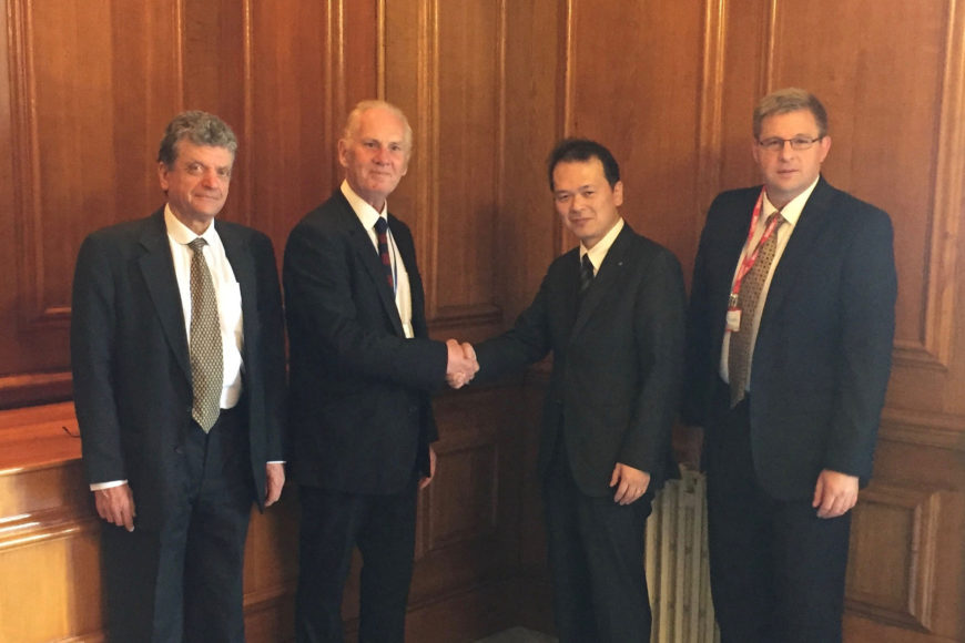SHIONOGI INVESTS IN NEMESIS TECHNOLOGY